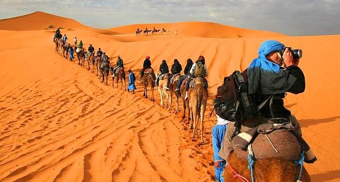 Morocco Trips Agency Camel Trekking