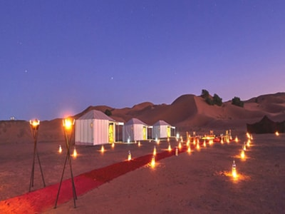 Morocco Trips Agency Camp